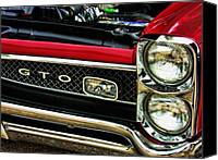Gto Canvas Prints - Gto 2 Canvas Print by Adam Vance