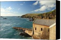 Kernow Canvas Prints - Lizard Point Canvas Print by Carl Whitfield