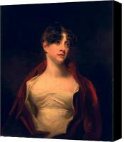 Daydreamer Canvas Prints - Margaret Moncrieff Canvas Print by Sir Henry Raeburn