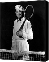 Chevalier Canvas Prints - Maurice Chevalier, Ca. Early 1930s Canvas Print by Everett