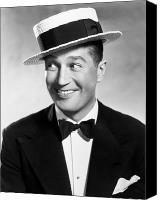 Chevalier Canvas Prints - Maurice Chevalier Canvas Print by Granger