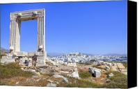 Cyclades Canvas Prints - Naxos - Cyclades - Greece Canvas Print by Joana Kruse