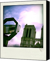 Ile De France Canvas Prints - Notre Dame de Paris. France Canvas Print by Bernard Jaubert