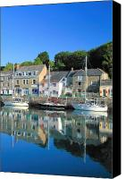 Kernow Canvas Prints - Padstow Canvas Print by Carl Whitfield
