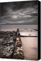 Pebbles Photo Canvas Prints - Relic Canvas Print by Andy Astbury