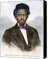 Black Tie Canvas Prints - Robert Smalls (1839-1915) Canvas Print by Granger