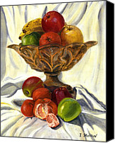 Fruits Canvas Prints - Still-life Canvas Print by Viktor Stakhov