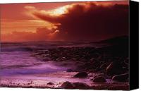 County Donegal Photo Canvas Prints - Tory Island, County Donegal, Ireland Canvas Print by Richard Cummins