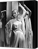 1940s Portraits Canvas Prints - Veronica Lake, Paramount Pictures Canvas Print by Everett