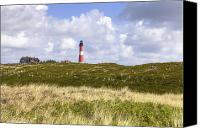 Light House Canvas Prints - Sylt Canvas Print by Joana Kruse