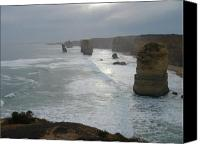 12 apostles canvas prints   12 apostles canvas print by holly eagleston