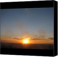 Retratodebelohorizonte Canvas Prints - [15-vi-2k12, 17:14] #pordosol No #ceu Canvas Print by Diogo Rocha