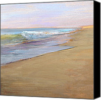 Hot Painting Canvas Prints - RCNpaintings.com Canvas Print by Chris N Rohrbach