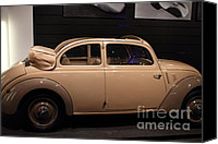 Convertibles Canvas Prints - 1938 Mercedes Benz 170H - 7D17311 Canvas Print by Wingsdomain Art and Photography