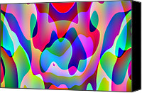 Chaos Theory Canvas Prints - Chaos Theory II Canvas Print by Charles Ragsdale