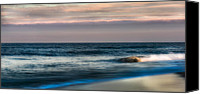Cape Cod Scenery Canvas Prints - Days End Canvas Print by Bill  Wakeley