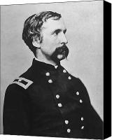 Joshua Canvas Prints - Joshua Lawrence Chamberlain  Canvas Print by War Is Hell Store