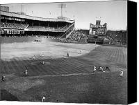 Player Canvas Prints - New York: Polo Grounds Canvas Print by Granger