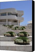 Clayton Canvas Prints - The Getty Canvas Print by Clayton Bruster