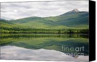 Peak One Canvas Prints - Chocorua Lake - Tamworth New Hampshire Canvas Print by Erin Paul Donovan