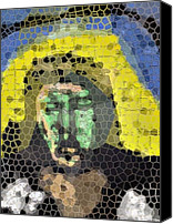 Ecce Canvas Prints - Ecce Homo Canvas Print by Lenny J Allgeyer
