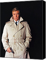 Michael Caine Trench coat