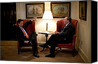 Bswh052011 Canvas Prints - Treasury Secretary Timothy Geithner Canvas Print by Everett