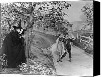 Road Canvas Prints - Wizard Of Oz, 1939 Canvas Print by Granger