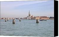 San Marco Canvas Prints - Venice Canvas Print by Joana Kruse