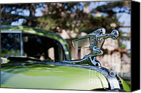 Valuable Canvas Prints - 41 Packard Canvas Print by Alan Look