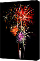 Independence Day Canvas Prints - 4th of July 2012 Canvas Print by Saija  Lehtonen