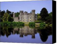 Negative Photo Canvas Prints - Johnstown Castle, Co Wexford, Ireland Canvas Print by The Irish Image Collection