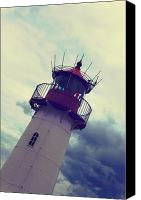 Light House Canvas Prints - Lighthouse Canvas Print by Joana Kruse