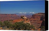 Southern Utah Canvas Prints - Canyonlands National Park Canvas Print by Mark Smith