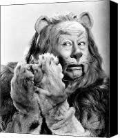 Lion Canvas Prints - Wizard Of Oz, 1939 Canvas Print by Granger
