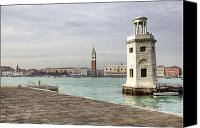 San Marco Canvas Prints - Venezia Canvas Print by Joana Kruse