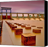 Relaxing Canvas Prints - Love This Picture? Check Out My Gallery Canvas Print by Tommy Tjahjono