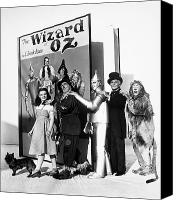 Women Canvas Prints - Wizard Of Oz, 1939 Canvas Print by Granger