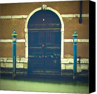Door Canvas Prints - Venezia Canvas Print by Joana Kruse