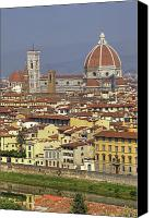 Florence Canvas Prints - Florence Canvas Print by Joana Kruse