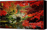 Award Winning Canvas Prints - A Most Beautiful Spot Canvas Print by Jon Holiday