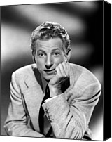1948 Movies Canvas Prints - A Song Is Born, Danny Kaye, 1948 Canvas Print by Everett