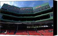 Fenway Park Canvas Prints - Above it All Canvas Print by Paul Mangold