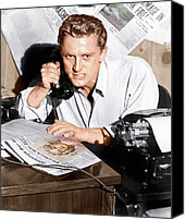 1950s Movies Canvas Prints - Ace In The Hole, Kirk Douglas, 1951 Canvas Print by Everett