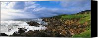 Achill Island Canvas Prints - Achill Island, Atlantic Drive, Co Mayo Canvas Print by The Irish Image Collection