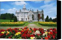 Golf Course Canvas Prints - Adare Manor Golf Club, Co Limerick Canvas Print by The Irish Image Collection 