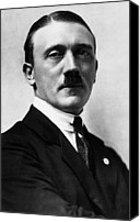 Adolf Canvas Prints - Adolf Hitler, 1924 Canvas Print by Everett