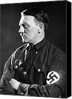 Adolf Canvas Prints - Adolf Hitler, 1934 Canvas Print by Everett