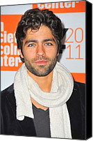 Alice Tully Hall At Lincoln Center Canvas Prints - Adrian Grenier At Arrivals For George Canvas Print by Everett
