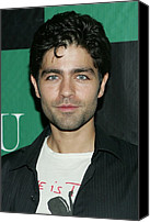 Nightclub Canvas Prints - Adrian Grenier At Arrivals For Teenage Canvas Print by Everett